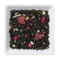 Zwarte thee - Frambozen uit de Provence