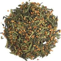 Groene thee - Japanse genmaicha-100g