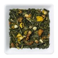 Groene thee - Kweepeer met gember