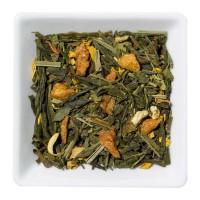 Groene thee - Mysterieuze sinaasappel