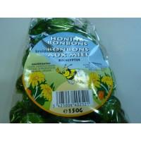 Honingbonbons eucalyptus 150g