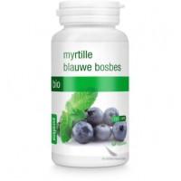 Blauwe bosbes Bio Capsules (Vaccinium myrtillus) 240mg