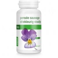 Driekleurig viooltje Bio Capsules (Viola tricolor) 250mg