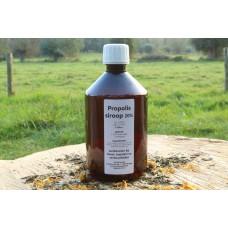 Propolis siroop 20% Kruidenweide 500ml