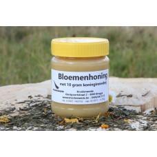 Bloemenhoning Kruidenweide 250g met 10g koninginnenbrij