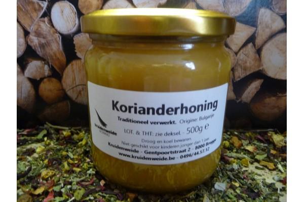 Korianderhoning 500g