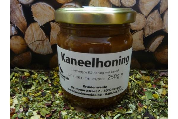 Kaneelhoning  250g