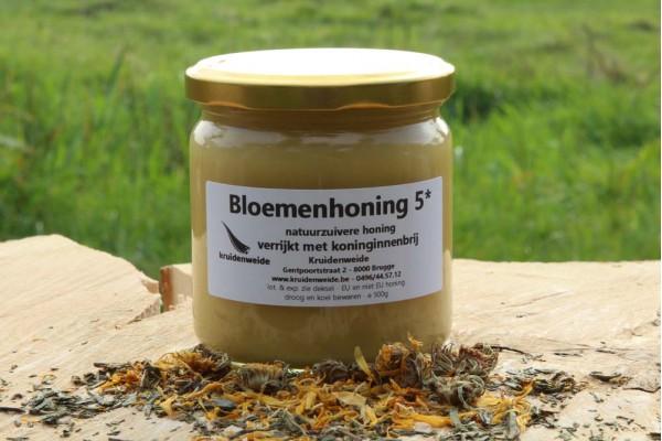 Bloemenhoning 5* 500g