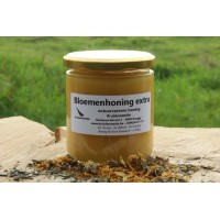 Bloemenhoning extra 500g
