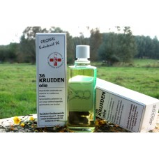 Original 36 Kruidenolie Kruidenweide Set 2 x 100ml