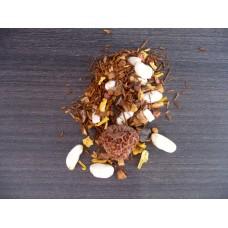 Rooibos -  Framboos met witte chocolade - zakje 100g