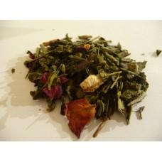 Groene thee - Kaneelster met vanille -  Kruidenweide - 100g