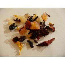 Vruchtenmengeling - Mango flip - zakje 100g