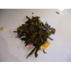 Groene thee - Ochtendgloren - Kruidenweide - 100g