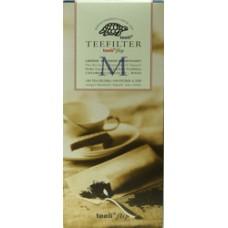 Theefilter medium - Kruidenweide - 100st per verpakking