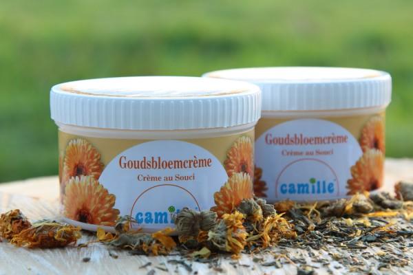 Goudsbloemcrème Camille Set 2 x 300ml