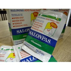 Warmtepleisters Salonpas