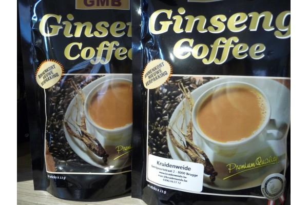 Ginseng Coffee GMB zonder suiker 10st